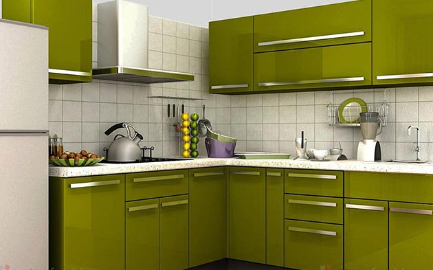 Modular Kitchen Abco Furniture Interior P Ltd